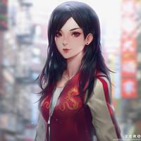 Mulan Tribute Art 01 by Zeronis