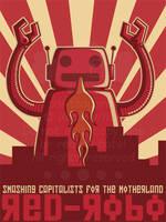 Soviet Robots A Go-Go V.2 by pai-thagoras
