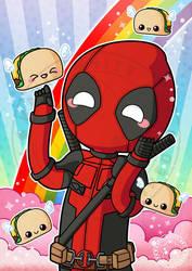 Deadpool by pai-thagoras