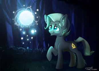 [AT] - Willow Wisp by FinalAspex