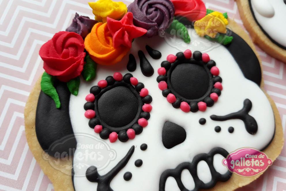 Day of the Dead / Cookies by Cosa-de-Galletas