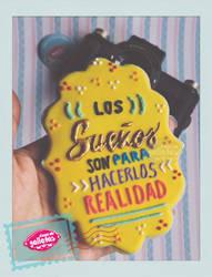 Dreams! / Cookies by Cosa-de-Galletas