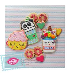 magic food / Cookies by Cosa-de-Galletas