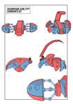 SCORPION Car Toy 01 by laur2000ad