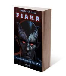 Fiara The Book by laur2000ad