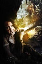 Lara Croft - Feoranna 2 by Licunatt