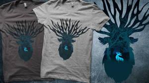 Princess Mononoke t-shirt by Licunatt