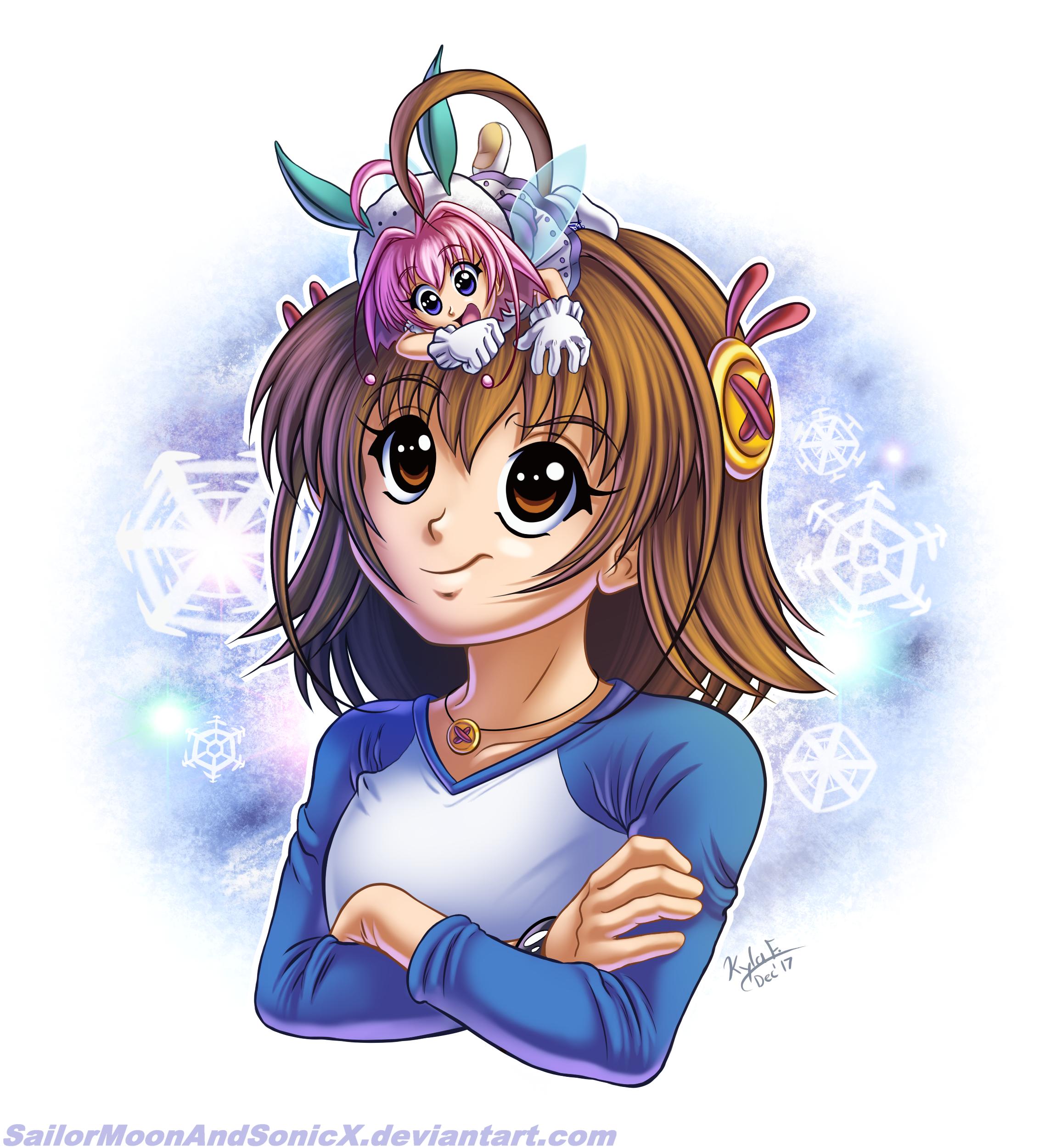 SailorMoonAndSonicX's Profile Picture