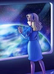 Wistful by SailorMoonAndSonicX