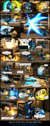 Nitro Vs Frost 3 by FrostRaven32