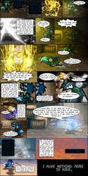 Nitro Vs Frost 5 by FrostRaven32