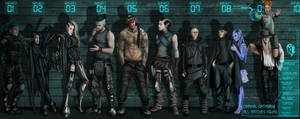 Shadowrun group by Garmorra