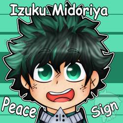 Izuku Midoriya by CreationPaint