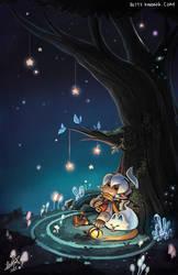 Starry Night by BettyKwong