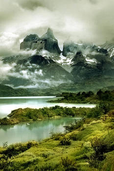 Another Torres del Paine by NakorTBR