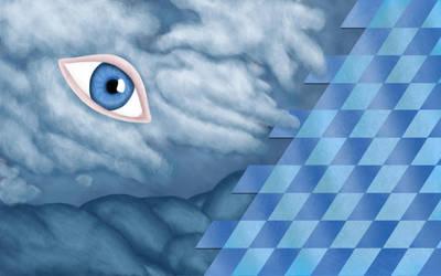 Eye in the Sky by camarosquid