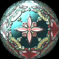 Flower Bead by LadyoftheApocalypse