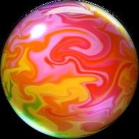 Swirl Bead by LadyoftheApocalypse
