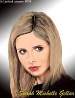 Sarah Michelle Gellar by Odin22