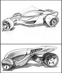 vehicles by danielvijoi