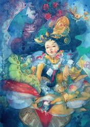 Alice's World by syuka-taupe