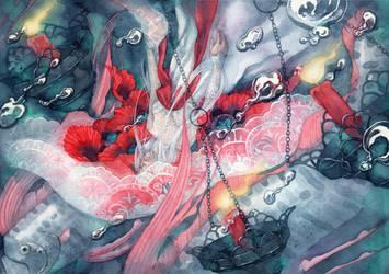 Drifting Through a Dream by syuka-taupe