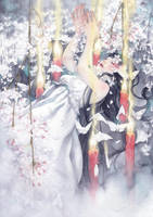 Broken Blossoms by syuka-taupe