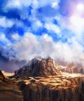 Rockscape by Alexlinde