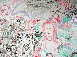 Dry Erase by FennecFoxen