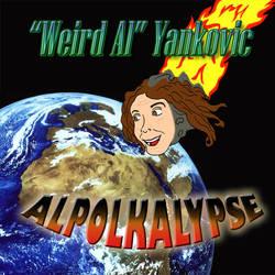 Alpolkalypse - Fan CD cover by TheAntsaBoy94