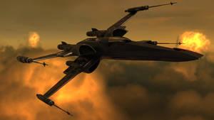 Jedi Stealth-X by enderianc