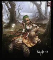 Kalee, Tumba and Zif by Ruloc