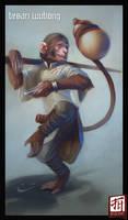Daily - Kesari Wukong by Ruloc