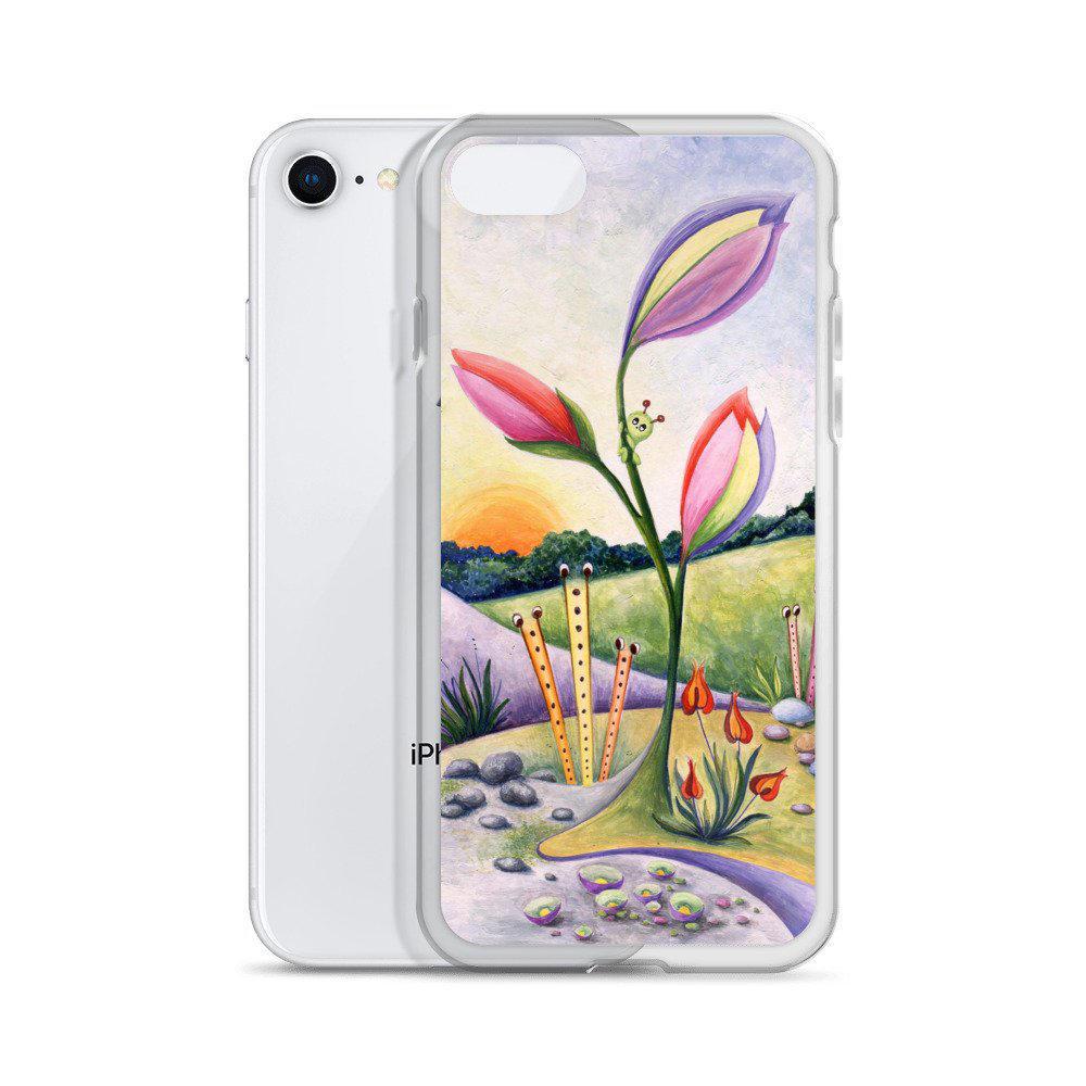 iPhone custom case by EvrazhkaStudio