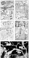 Lucky Ticket first pages by Nigami