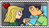 DevinxCarrie Stamp by gaby-sunflower
