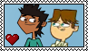 MikexCody Stamp by gaby-sunflower