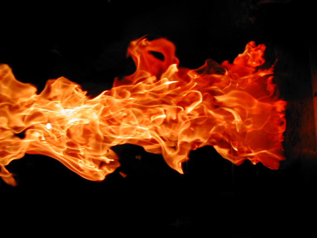 Ball of Fire by AkemiKenshin