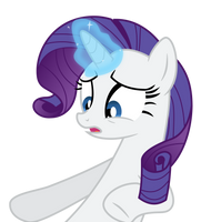 Rarity - 'I am... So sorry' by guille-x3