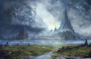 Peaks by TylerThullCreations