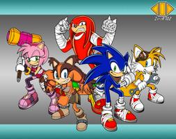 Sonic Boom by ZeroR102