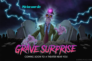 Grave Surprise by CarmelPLUS