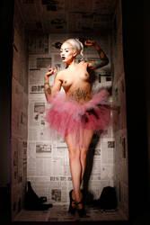 BALLET SNEEK PEEK ZIVITY SET by DinaDeSade