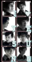1st ID - YesungLove by JadeRiverJR