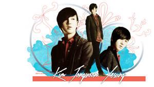 Yesung - Cool Wallpaper by JadeRiverJR
