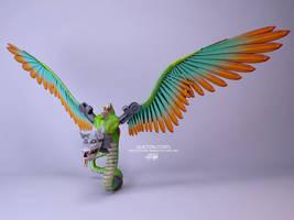 Quetzalcoat by FILCOMET