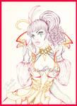 Aion: devilish Zobianna by Mavelle-Ealenyr