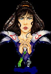 I am STRONGER than poison by Mavelle-Ealenyr