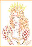 Chantico - Sun Crown by Mavelle-Ealenyr