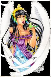 My Heart is like a singing Bird by Mavelle-Ealenyr